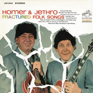 Fractured Folk Songs album