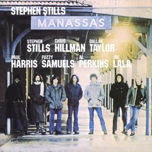 Stephen Stills Blues Man cover