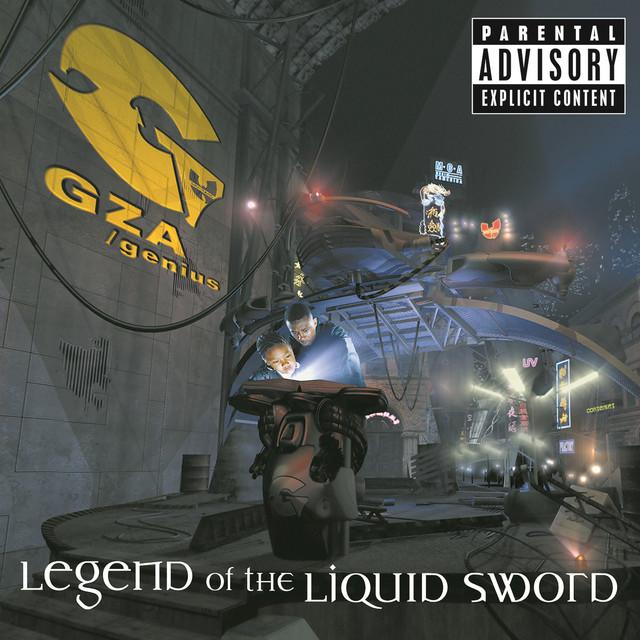 Legend Of The Liquid Sword (Explicit Version)