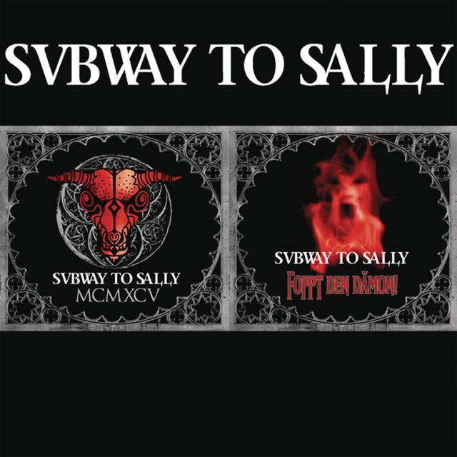 Subway to Sally MCMXCV / Foppt Den Dämon album cover