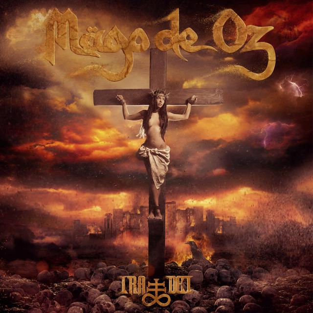 Album cover for Ira Dei by Mägo de Oz