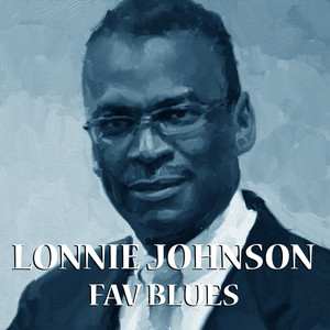 Lonnie Johnson, Blues Trouble In Mind cover