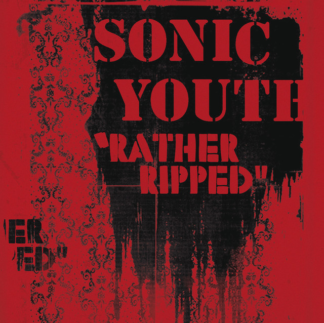 Album cover for Rather Ripped by Sonic Youth