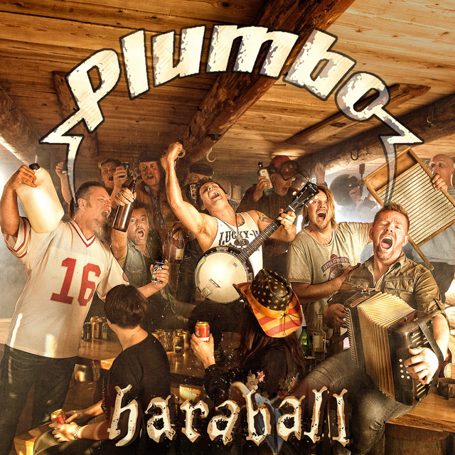 Album cover for Haraball by Plumbo