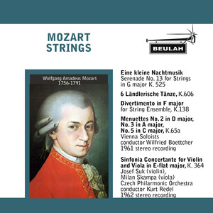 Mozart Strings Albümü