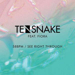 Tensnake  Fiora See Right Through cover
