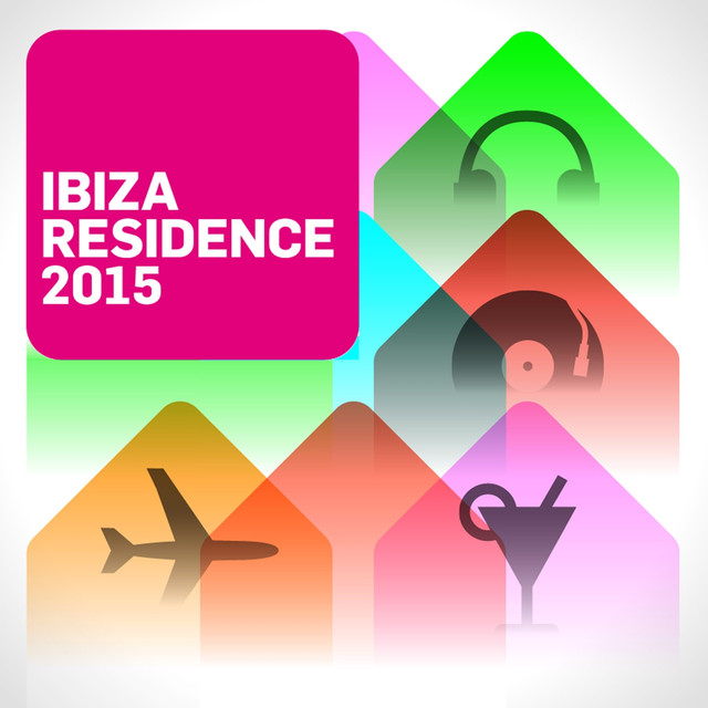 Various Artists Ibiza Residence 2015 album cover