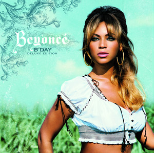B'Day Deluxe Edition Albumcover