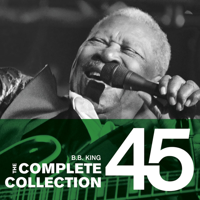 B.B. King Complete Collection album cover