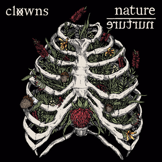 Album cover for Nature / Nurture by Clowns