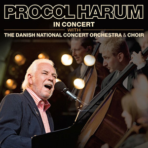 In Concert With the Danish National Concert Orchestra & Choir album