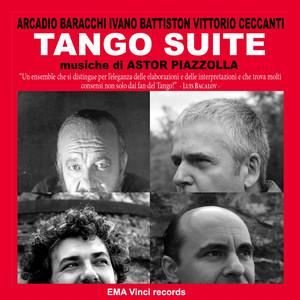 Astor Piazzolla, Arcadio Baracchi, Ivano Battiston, Vittorio Ceccanti Chiquilín de Bachín cover