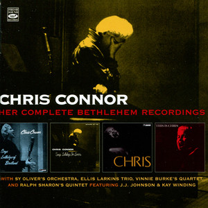 Chris Connor The Thrill Is Gone cover