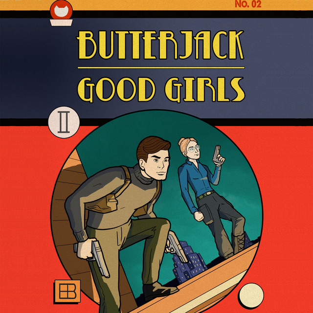 Butterjack - Good Girls image cover