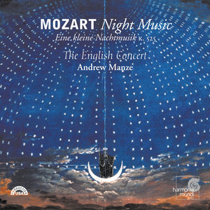 Mozart: Night Music - Mozart