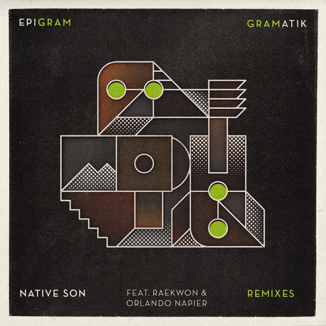 Native Son Remixes Albumcover