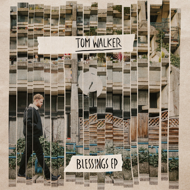 Album cover for Blessings - EP by Tom Walker