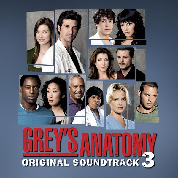Greys Anatomy Volume 3 Original Soundtrack By Various Artists On