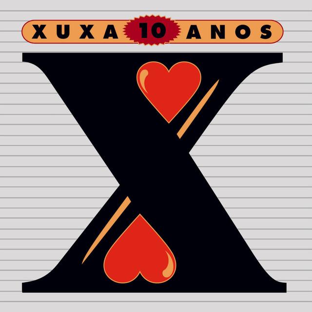 10 Anos Xuxa Albumcover