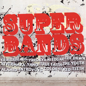 Super Bands - Color It Red