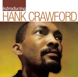 Hank Crawford Whispering Grass cover