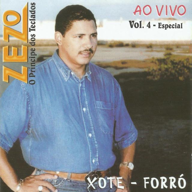 Especial: Xote / Forró, Vol. 4 (Ao Vivo)