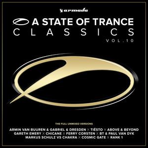 A State Of Trance Classics, Vol. 10 Albumcover