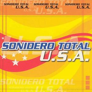 Sonidero Total U.S.A. Albumcover