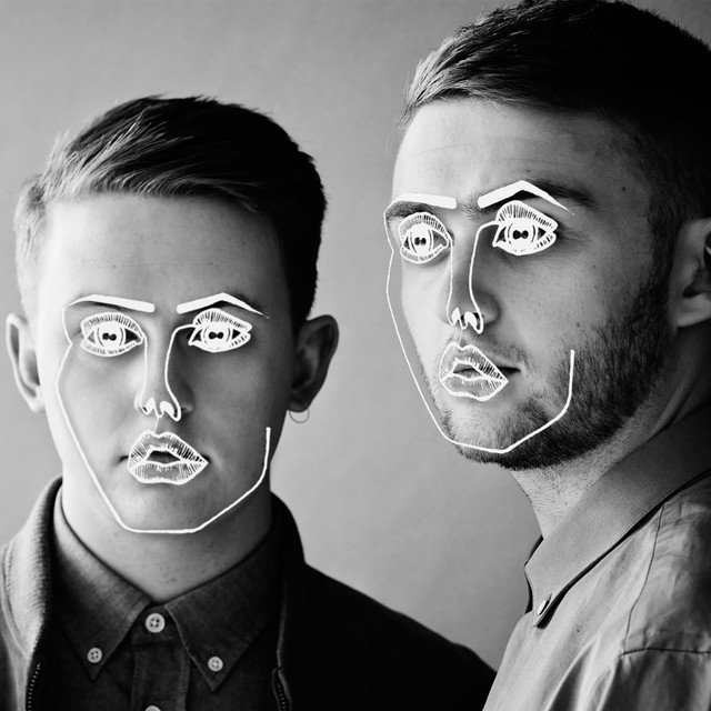 Disclosure, Sam Smith, Nile Rodgers, Jimmy Napes Together cover