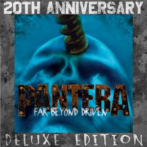 Far Beyond Driven (20th Anniversary Edition Deluxe) Albumcover
