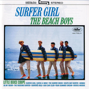 Surfer Girl  - Beach Boys