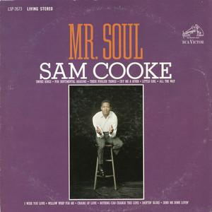 Mr. Soul Albumcover