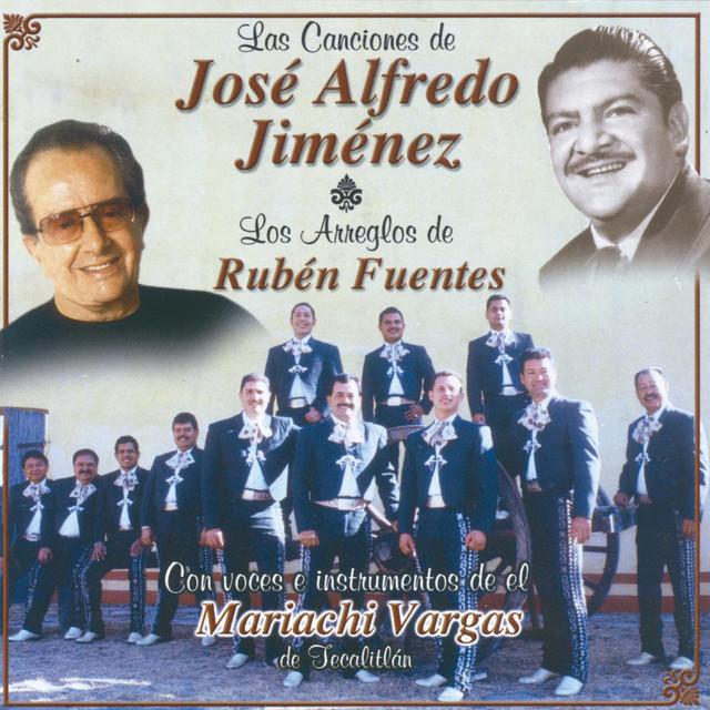 Las Canciones de José Alfredo Jiménez, Los Arreglos de Ruben Fuentes