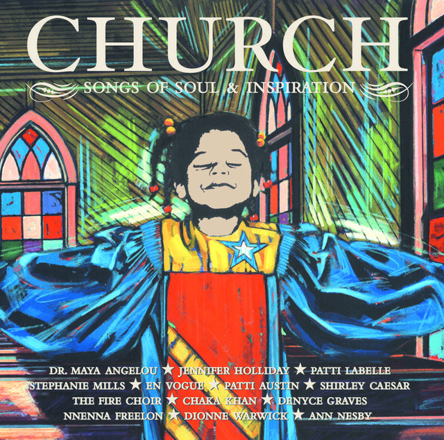 Various Artists Church: Songs Of Soul & Inspiration album cover