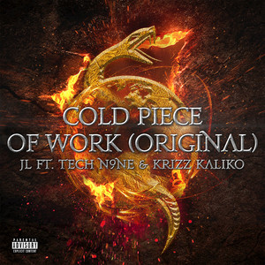 Key & BPM for Cold Piece of Work by Tech N9ne Collabos, JL