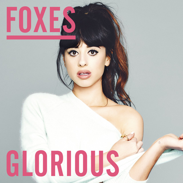 Foxes Glorious (Radio Edit) album cover