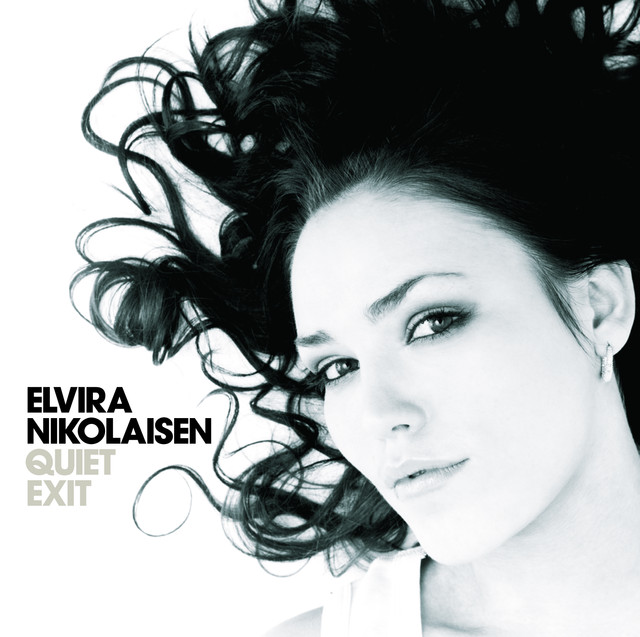 Album cover for Quiet Exit by Elvira Nikolaisen