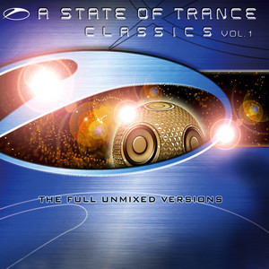 A State Of Trance Classics, Vol.1 Albumcover