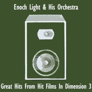 Enoch Light, His Orchestra Sentimental Journey cover