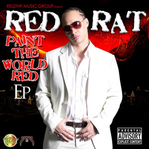 Paint the World Red EP album