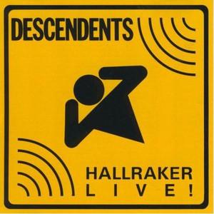 Hallraker Live! Albumcover