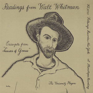 Selections from Walt Whitman's Leaves of Grass Audiobook