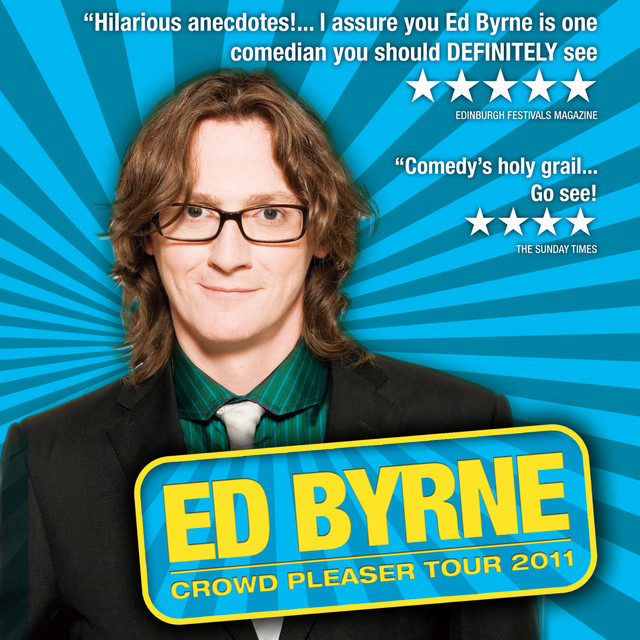 Ed Byrne tickets and 2018 tour dates