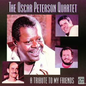 Oscar Peterson Quartet Sometimes I'm Happy cover