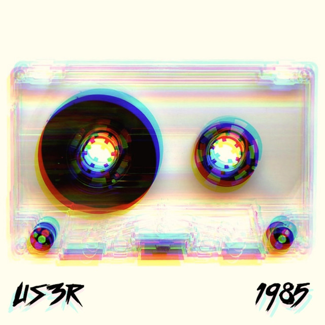 Album cover for 1985 by Us3r