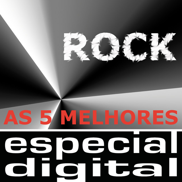 Rock - As Cinco Melhores - Various Artists