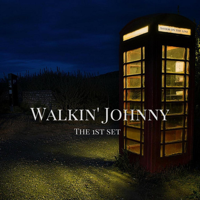 Artwork for Where Are You Now by Walkin' Johnny