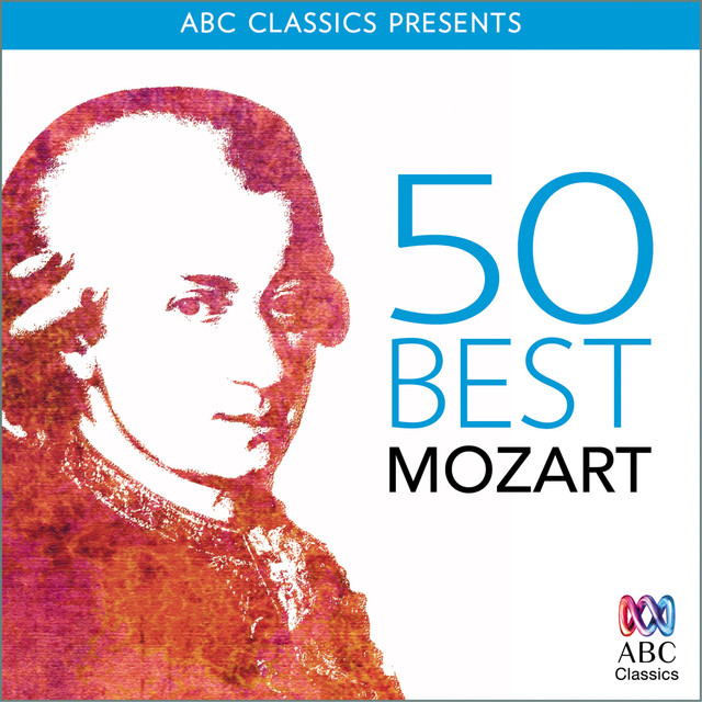 50 Best – Mozart Albumcover