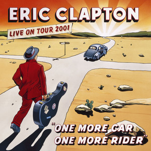 Eric Clapton River Of Tears cover