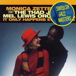 Swedish Jazz Masters: It Only Happens Every Time Albumcover